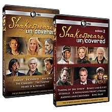 Shakespeare Uncovered Season 1 & 2 DVD Set - shopPBS.org