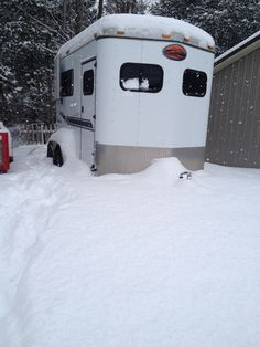 No trailering horses  today.......