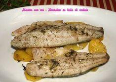 Filetto branzino al forno sul letto di patatehttp://blog.giallozafferano.it/magnaconme/filetto-branzino-forno-letto-patate/