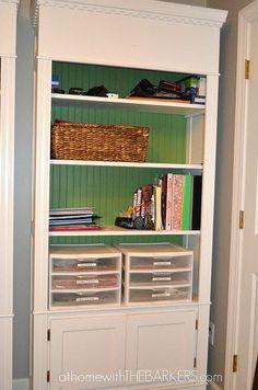 Best Way to Organize Scrapbook Paper
