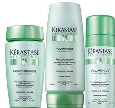 kerastase volumifique is all about seriously BIG hair