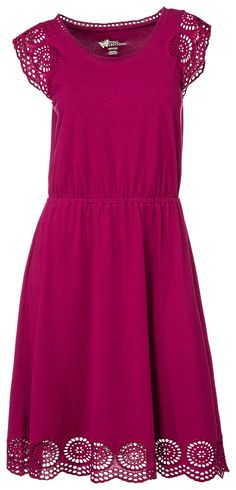 Natural Reflections Eyelet Knit Dress for Ladies | Bass Pro Shops