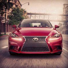Lexus Creating Amazing Red