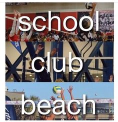 Volleyball in its different forms Volleyball Jokes, Volleyball Drills, Volleyball Pictures, Volleyball Players, School Clubs, High School, Only Play, Mood Pics, My Happy Place