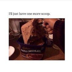 One more scoop.... Ice Cream!