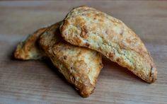 Mlsní jazykové: Nivovo-ořechové scones