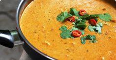 Exotic chicken curry by Maija from http://kookistakajahtaa.blogspot.fi/