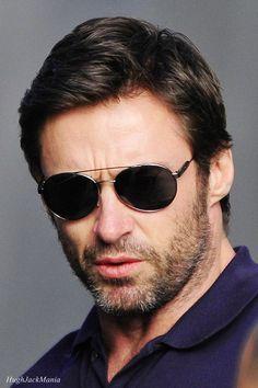 Hugh Jackman on Pinterest | Hugh Jackman, Long Hair and Trench
