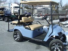 Custom Golf Carts, Projects, Log Projects, Blue Prints