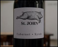 St. John Restaurant in London. Head to Tail delicious eating.