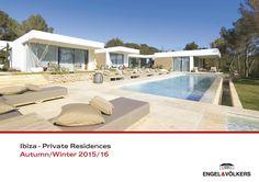 #Ibiza - Private Residences Autumn/Winter 2015/16 online catalogue - online Katalog - folleto online: