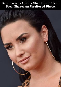 singing sensation Demi Lovato gave us a taste of just how toxic editing pictures can be, so now she's decided to ditch the photoshop for some self-love. Tattoo Photography, Love Photography, Watch Image, Mommy Quotes, Bikini Pictures, Bikini Pics, Editing Pictures, Photo Editing, Christian Women