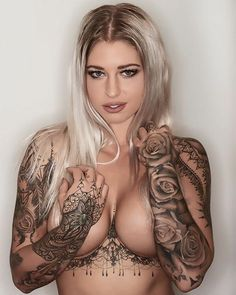 #tattoos #tits #isinksexy #boobs #titties #boobies #bigtits #bigboobs #tattoo #tattooedgirl