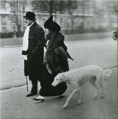 Paris, Avenue du Bois du Boulogne, by Jacques Henri Lartigue, 1912 Old Paris, Vintage Paris, Vintage Dog, Robert Doisneau, Man Ray, Vintage Photographs, Vintage Photos, Yvonne Printemps, Paris Ville