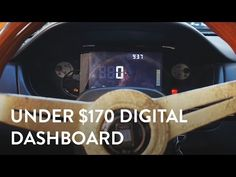 Raspberry Pi Adds A Digital Dash To Your Car | Hackaday
