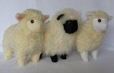 Many cute stuffed animal patterns!!