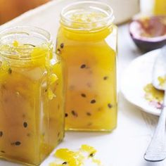 Make the most of fragrant, tangy passionfruit while it's in season with these delicious dessert recipes. From delicate biscuits to cakes to puddings, this collection has it all!