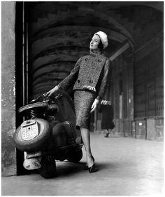 Kenneth Heilbron 1960's #Vintage #Fashion