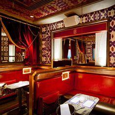 Bobby's Bar at Bob Bob Ricard