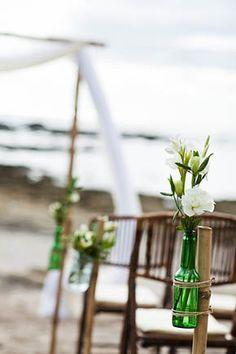 rustic beach wedding - Google Search