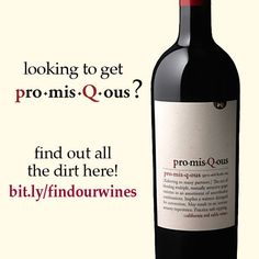 Looking for PromisQous or any of our wines? Simply fill out this form, and we'll point you in the right direction: http://winesisterhood.com/where-to-find-our-wines/