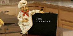 Fat Chef Blackboard for the Kitchen | Fat Chef Kitchen