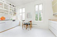 Retro kitchen cupboards