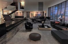 Shop the furniture, lighting and decor seen on the set of Fifty Shades Darker, decorated by Carolyn 'Cal' Loucks