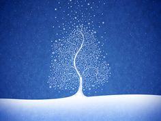 Where Snowflakes Are Born (Wallpaper)