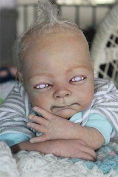 Lil' Zombie Doll