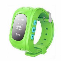 Unbelievable GPS Tracker Watch For Kids / SOS Emergency