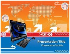 Download Business Technology Powerpoint Template New Design