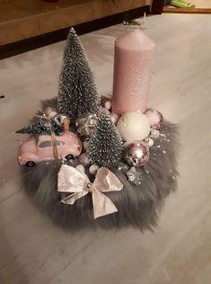 Shabby Chic Christmas, Cheap Christmas, Christmas Makes, Christmas Is Coming, Christmas Countdown, Christmas Holidays, Christmas Wreaths, Christmas Centerpieces, Christmas Decorations