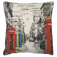 You should see this London Decorative Pillow (Set of 2) on Deals + Modern Design Ideas | AllModern