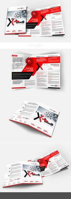 Promatic Software Brochure by Adwindesign Business Design - software brochure