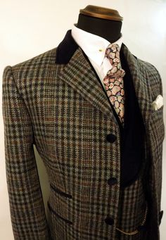 The 200th Anniversary Tweed Coat