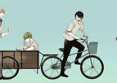 Kiseki No Sedai, Kuroko No Basket, Baby Strollers, Bicycle, Children, Baby Prams, Young Children, Bike, Boys