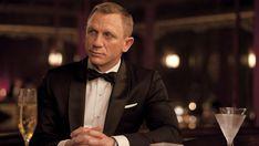 "Daniel Craig as James Bond 007 in ""Skyfall"" (2012)."