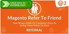 [ThemeForest]Free nulled download Magento2 Refer To Friend from http://zippyfile.download/f.php?id=48223 Tags: ecommerce, email marketing, invite and earn, invite friends, magento 2 refer a friend, magento earn points, magento2 refer a friend, magento2 refer to friend, refer a friend, refer and earn, referral marketing, referral program, referral system