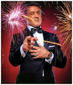 Sly Stallone, New Year, Great, Rocky, Sylvester Sylvester Stallone, Superstar, Humor, Celebrities, Movie Posters, Rocky Balboa, Fictional Characters, Friends, Happy