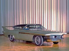 Chrysler TurboFlite Concept (1961)