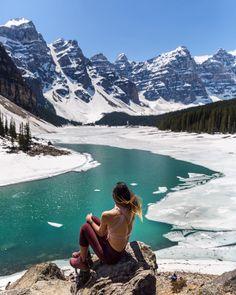 Moraine Lake   Banff National Park   Banff Bucket List   Explore Alberta