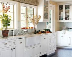 white kitchen with white applicances | ... white appliances white kitchen ideas white kitchen white appliances