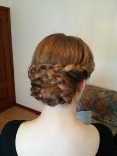 Bridal Hair by me!