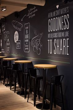 New design interior restaurant bar spaces Ideas Restaurant design Coffee Shop Interior Design, Coffee Shop Design, Cafe Design, Design Shop, Bistro Design, Wine Bar Design, Design Design, Coffee Shop Interiors, Design Ideas
