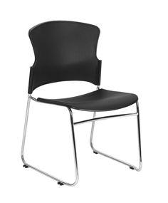 Choice 100 Sled Base Chair
