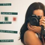 Shampoo Free: Elsewhere & An Update.