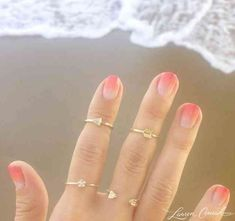 The official site of Lauren Conrad is a VIP Pass. Here you will get insider knowledge on the latest beauty and fashion trends from Lauren Conrad. Love Nails, How To Do Nails, Pretty Nails, Lc Lauren Conrad, All Things Beauty, Girly Things, Manicure And Pedicure, Nails Inspiration, Beauty Nails