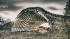 Abandoned Soviet Airfield