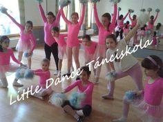 Dance, Pink, Dancing, Pink Hair, Roses